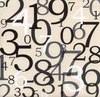 Aprendiendo los numeros en ingles en cursos de ingles gratis