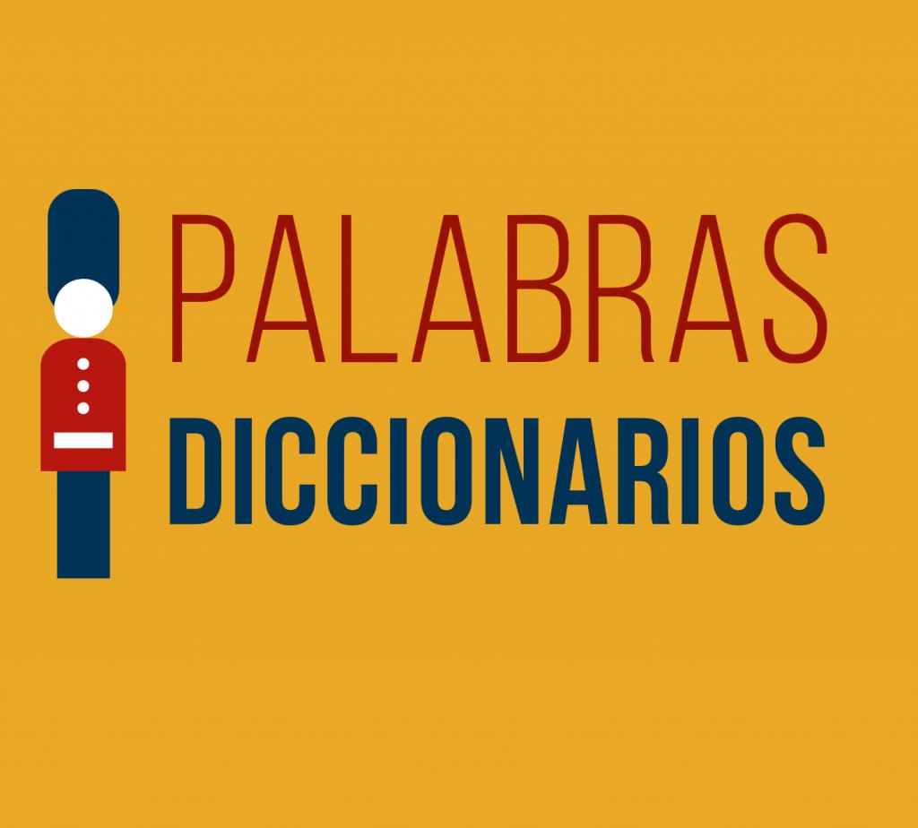 Diccionarios de palabras en ingles