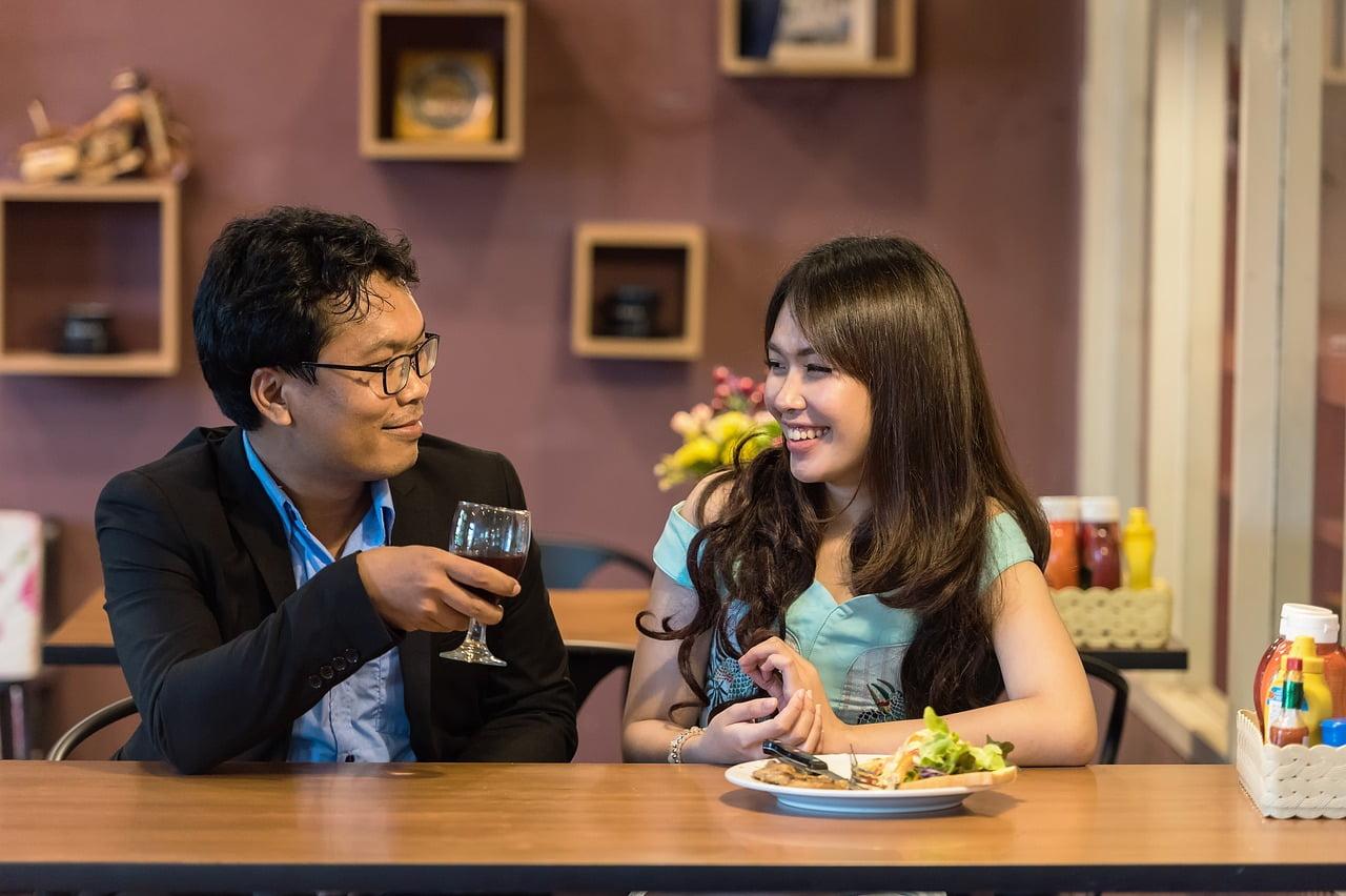 conversar en ingles en un restaurante