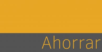 Expresiones de AHORRAR en inglés 15