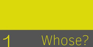 utilización y significado de whose