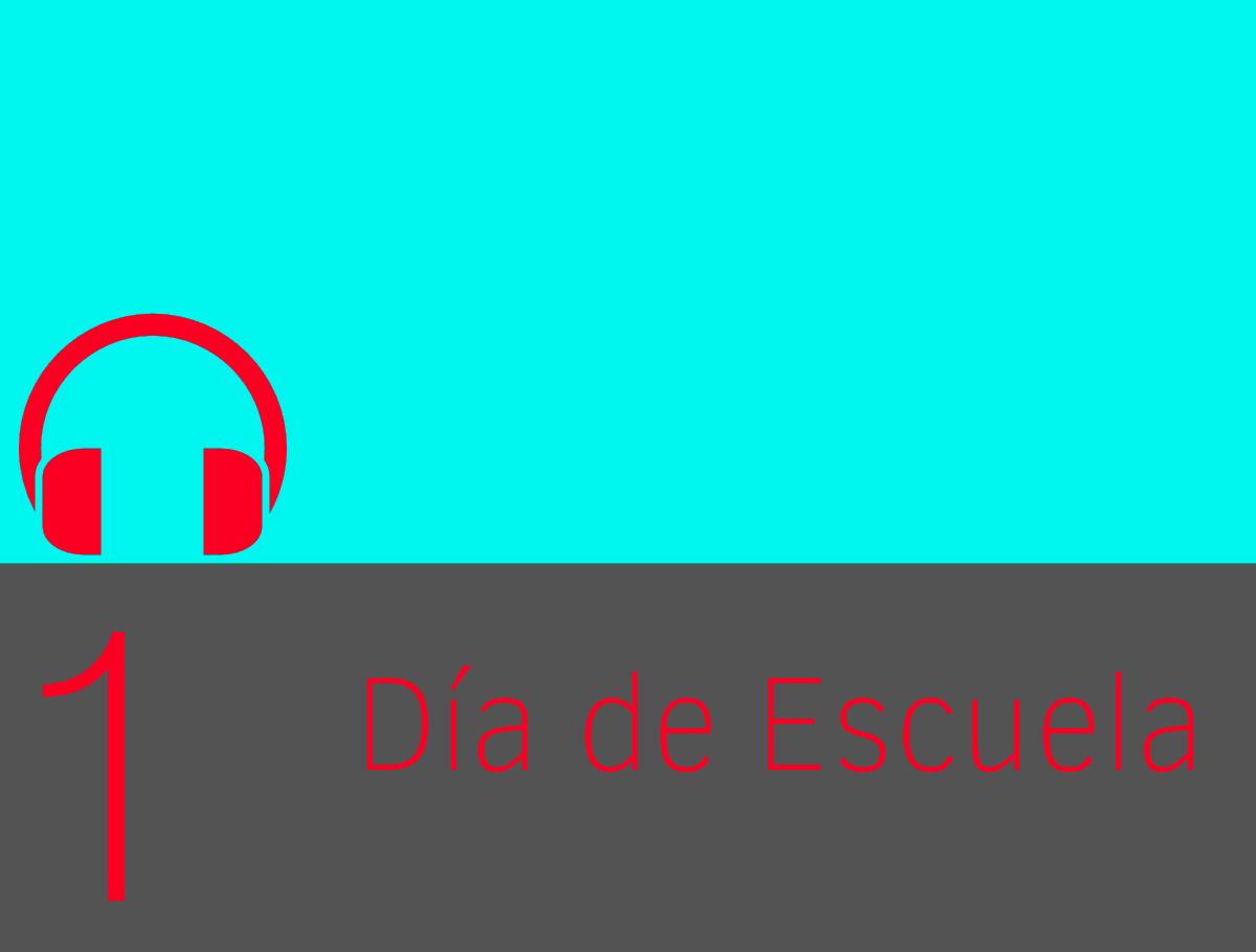 mejorar listening nivel avanzado dia de escuela