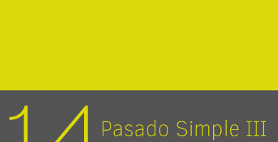 Clase 14 - Pasado Simple III: Verbos Irregulares I 3