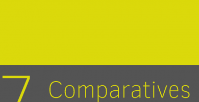 Clase 7 - Comparatives 7