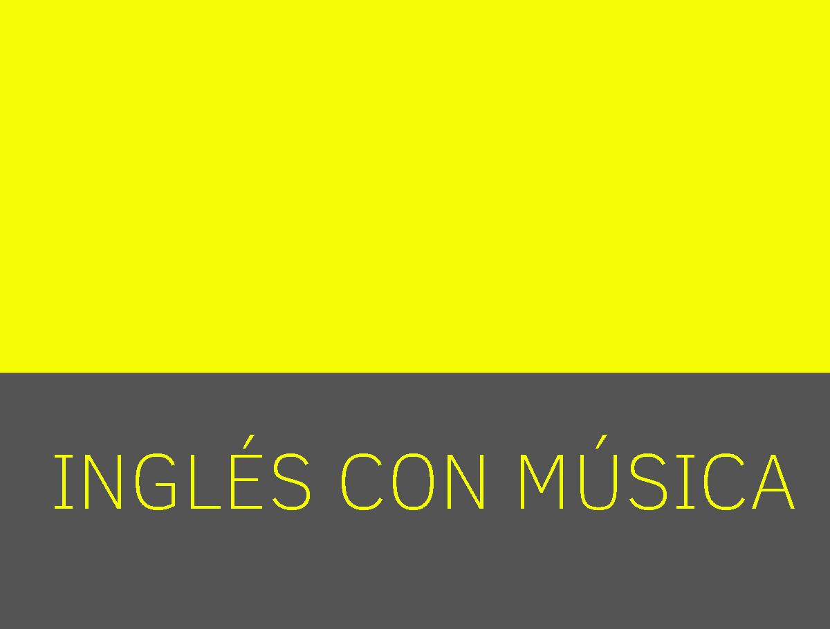 gramatica ingles con musica