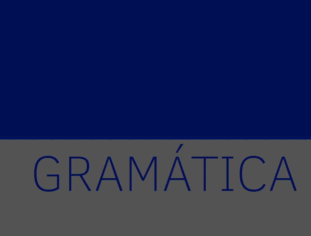 Aprender gramatica inglesa