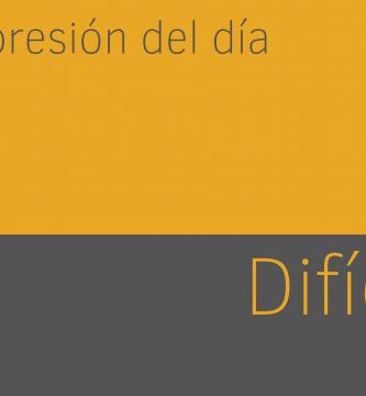 expresiones de difícil en ingles
