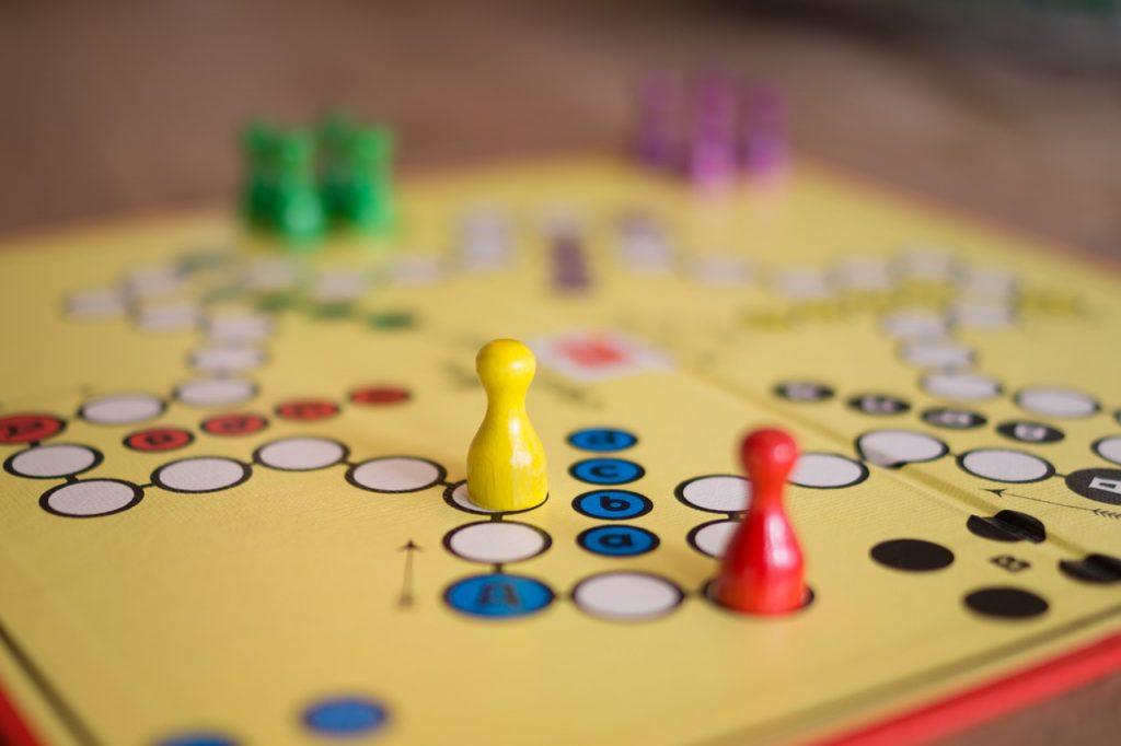 Aprender inglés jugando a juegos de mesa