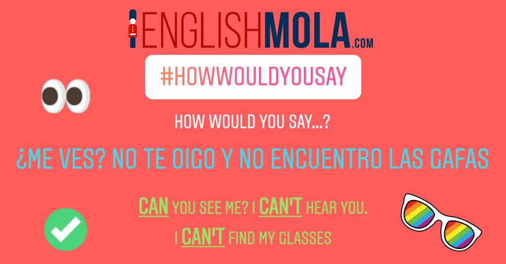 errores comunes en inglés posibilidad en inglés