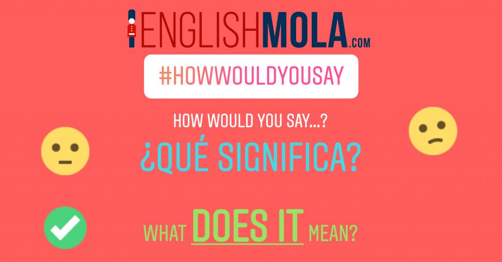 Errores comunes en inglés preguntas en presente en inglés